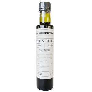 CBD hemp seed oil GreenWay