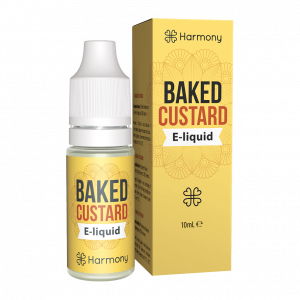 baked custard cbd eliquid